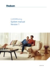 LUXORliving T2 System Manual